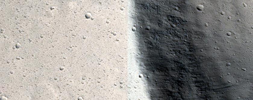 Kasei Valles Grabens