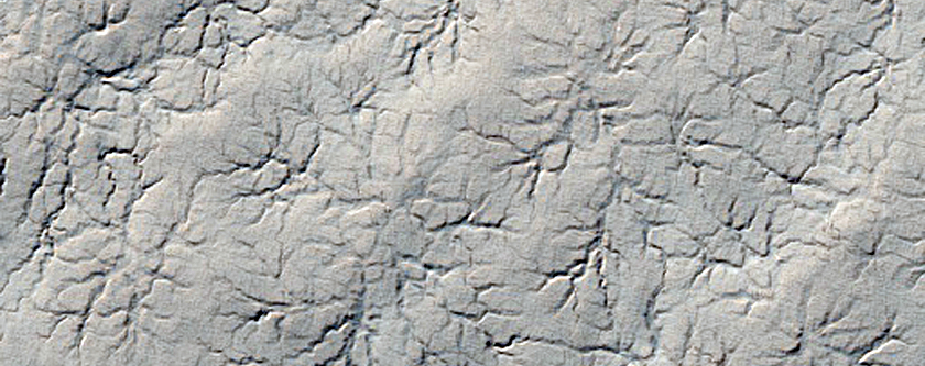 East Wall of Chasma Australe