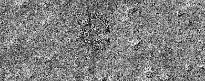 Is That an Impact Crater?