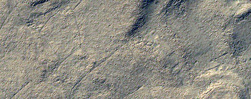 South Polar Layered Deposits Stratigraphy