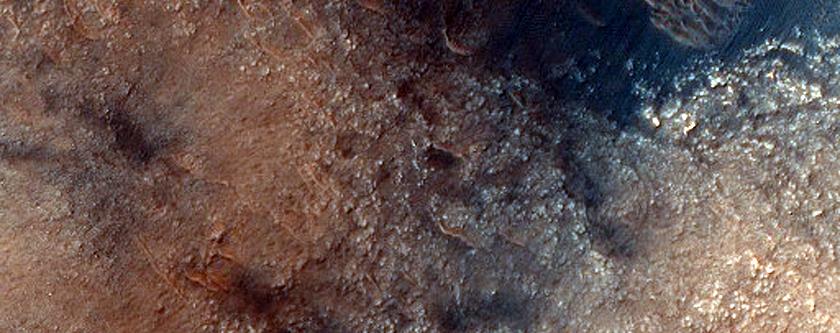 Monitoring Dunes in Aonia Terra