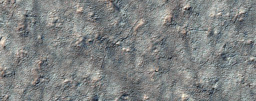Possible 226-Meter Diameter Crater on South Polar Layered Deposits