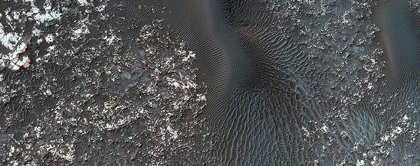 Opposing Dunes, Opposing Winds