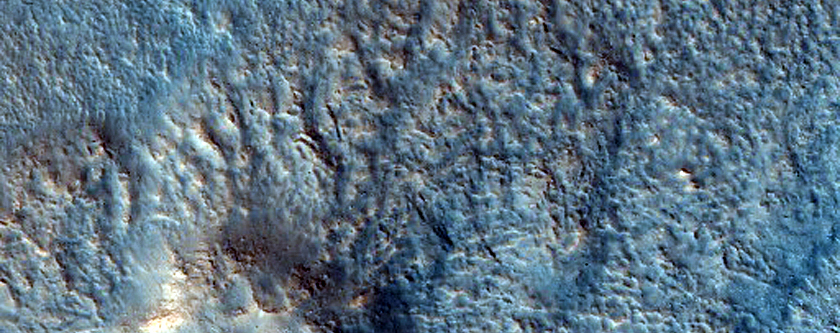 Intersection between Ejecta and Cone
