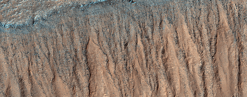 Gullies and Craters and Dunes, Oh My!
