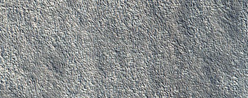 Plains Near Erebus Montes