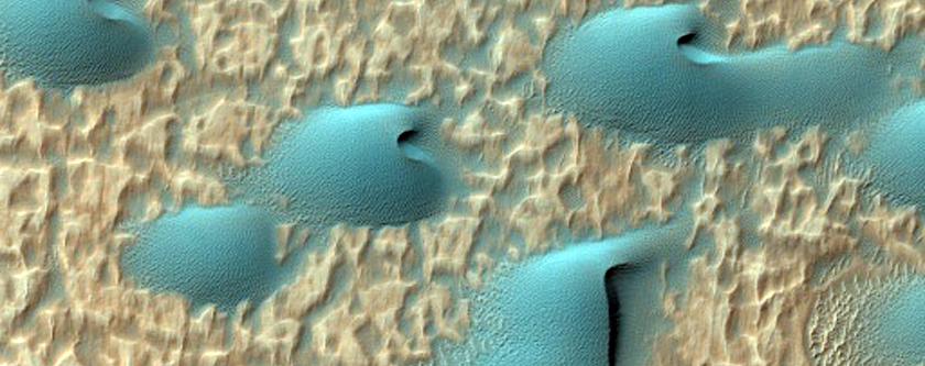 Noachis Terra Sand Dune Monitoring