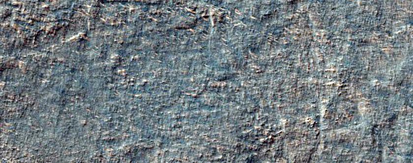 Silica yn Hella Planitia