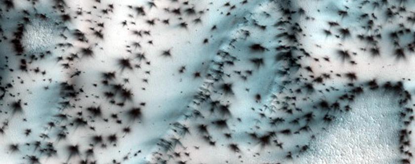 Dunes Dubbed Arrakis