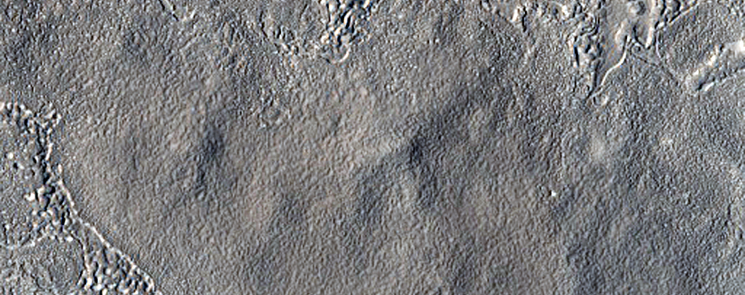Terrain Northwest of Erebus Montes