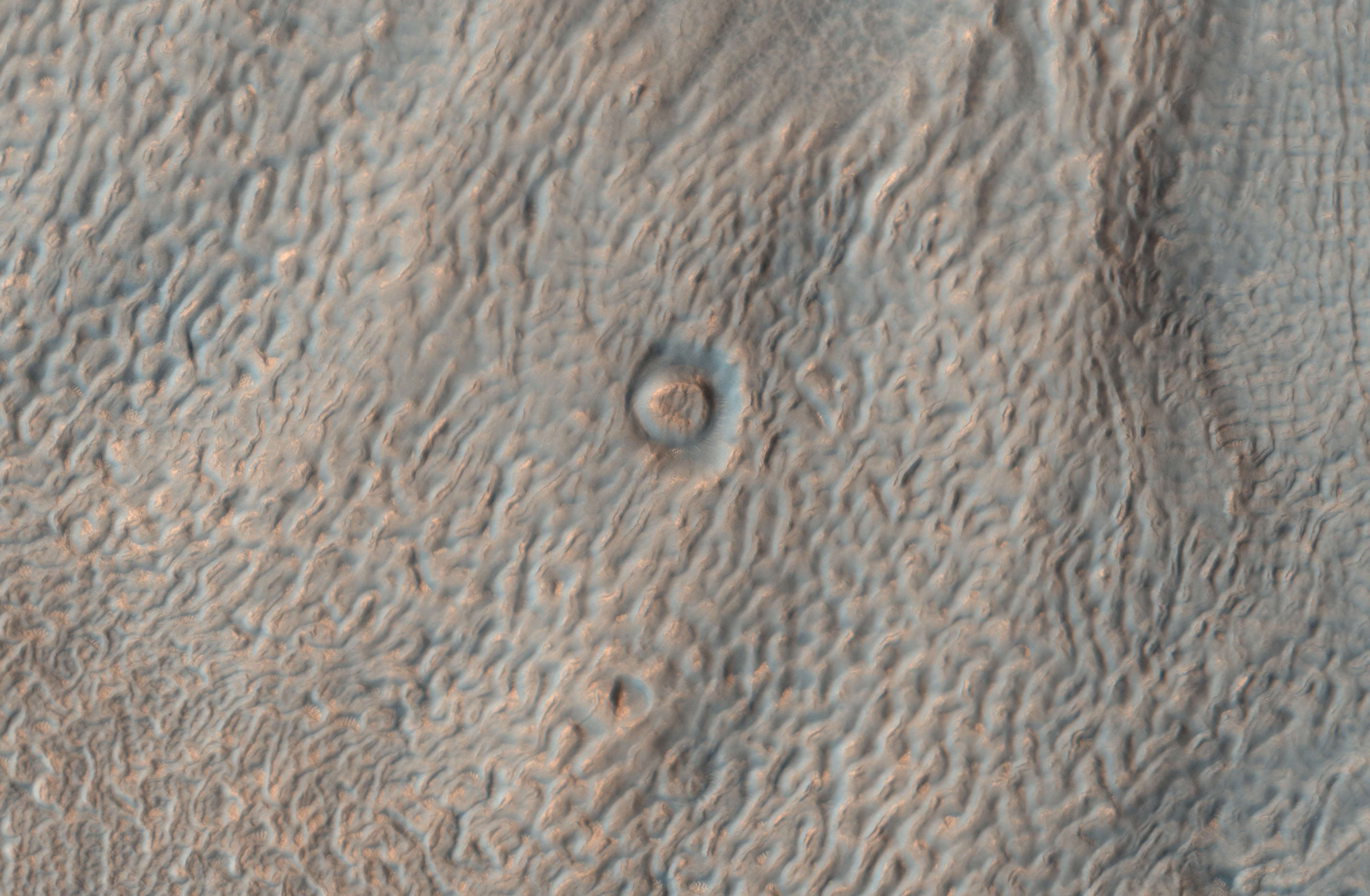Your chosen color or size is sold out see below for eventual - This Enhanced Color Image From Nasa S Mars Reconnaissance Orbiter Shows The