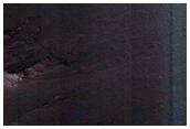 Fesenkov Crater Rim