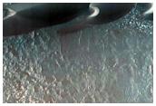 Barchan Dune Changes in Hellespontus Region