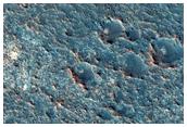 Entrance to Mawrth Vallis