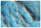 Ridges and Cones in Utopia Planitia