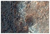 Light-Toned Materials in Gorgonum Chaos