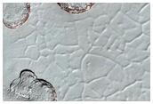 Az évről-évre változó marsi Déli-sark