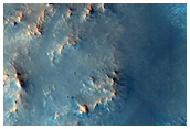 Candidate Landing Site for 2020 Mission in Northeast Syrtis Major Region