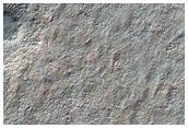 322-Meter Diameter Crater on South Polar Layered Deposits