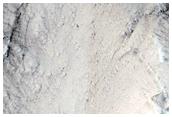 East Candor Chasma Wall