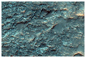 Sinuous Features in Terra Cimmeria