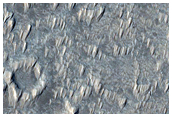 Lava Flows on Arsia Mons