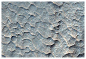 Eroded Fine Layers on Hellas Planitia Floor