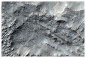 Flow East of Hellas Planitia