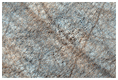 Terra Cimmeria Intercrater Terrain