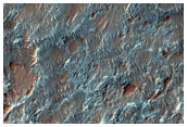 Central Nirgal Vallis