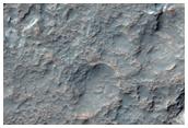 Layers North of Hellas Planitia