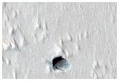 Pytt ogas dhe Arsia Mons