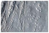 Indicis de flux glacial en una vall
