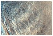 Gole con ampi ventagli sedimentari