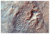 Un sito nel Cratere Gusev candidato per l