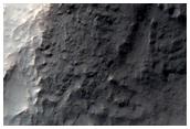 Possibili resti di condotti vulcanici