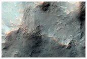 Central Uplift of Large Impact Crater