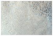Lobate Features in Eastern Acidalia Planitia