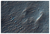 Possible Location of Mars 6 Landing Site