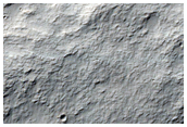 Light-Toned Outcrops in Ariadnes Colles