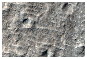 Alluvial Fan on Crater Flor