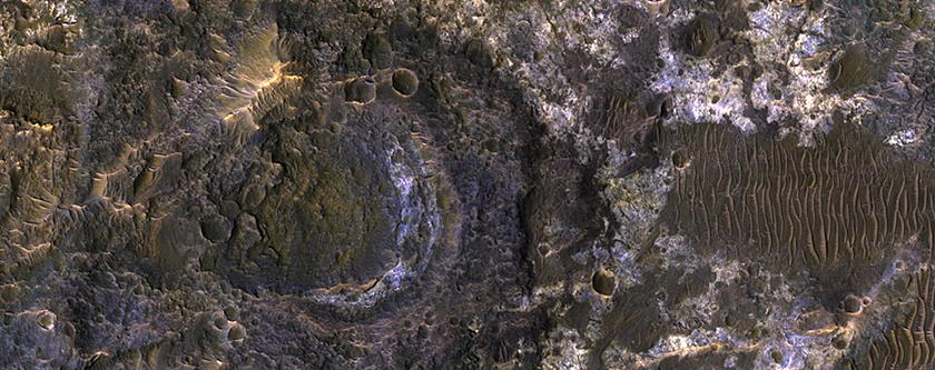 Clays of Ladon Basin