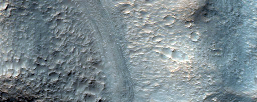 Secondaries and Flow Features of Noord Crater in Noachis Terra