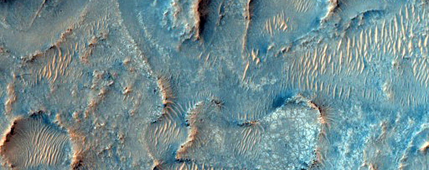 Exploration Interest for Mars 2020 Near Jezero Crater