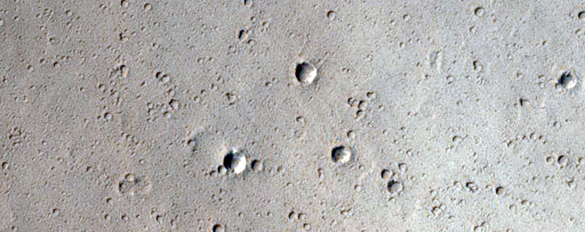 Candidate Human Exploration Zone Near Kasei Valles