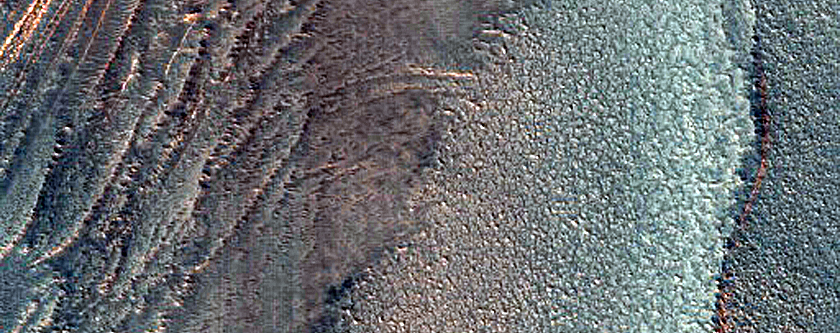 Steep North Polar Reentrant Scarp