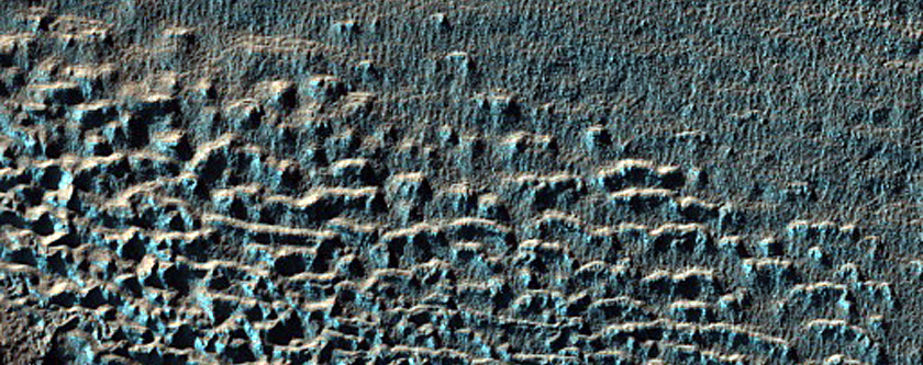 Terrain Sample in Noachis Region