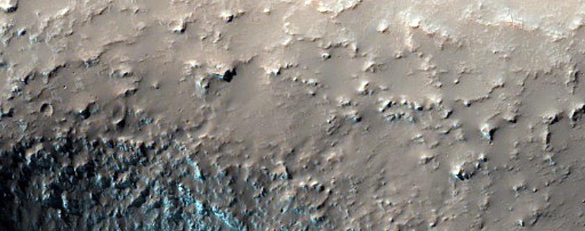 Possible Aluminous-Phyllosilicate-Rich Terrain