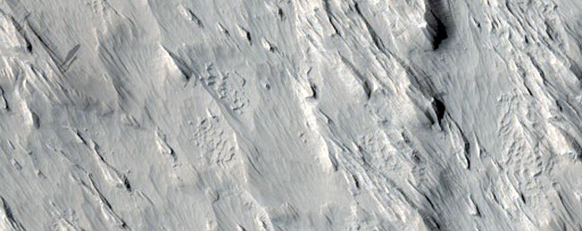 Lineated Terrain