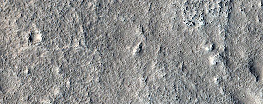 Ismeniae Fossae